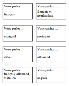 Foreign (World) Language Activities to Practice Countries, Nationalities and Capials. (French, Spanish) wlteacher.wordpress.com