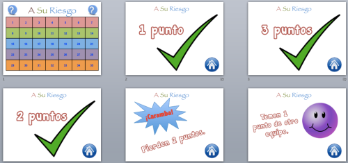 Interactive French or Spanish Game Adaptable to Any Topic wlteacher.wordpress.com