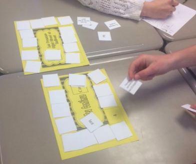 Foreign Language Verb Form or Vocabulary Card Game-New Twist on Memory (French, Spanish, World Language)