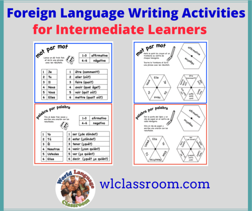 writing exercises for intermediate english learners English writing exercises for second language learners: an english grammar workbook for esl essay writing (book 2) (academic writing skills) (volume 5) [ m stephen e dew] on amazoncom free shipping on qualifying offers english writing exercise for second language learners an english grammar workbook.